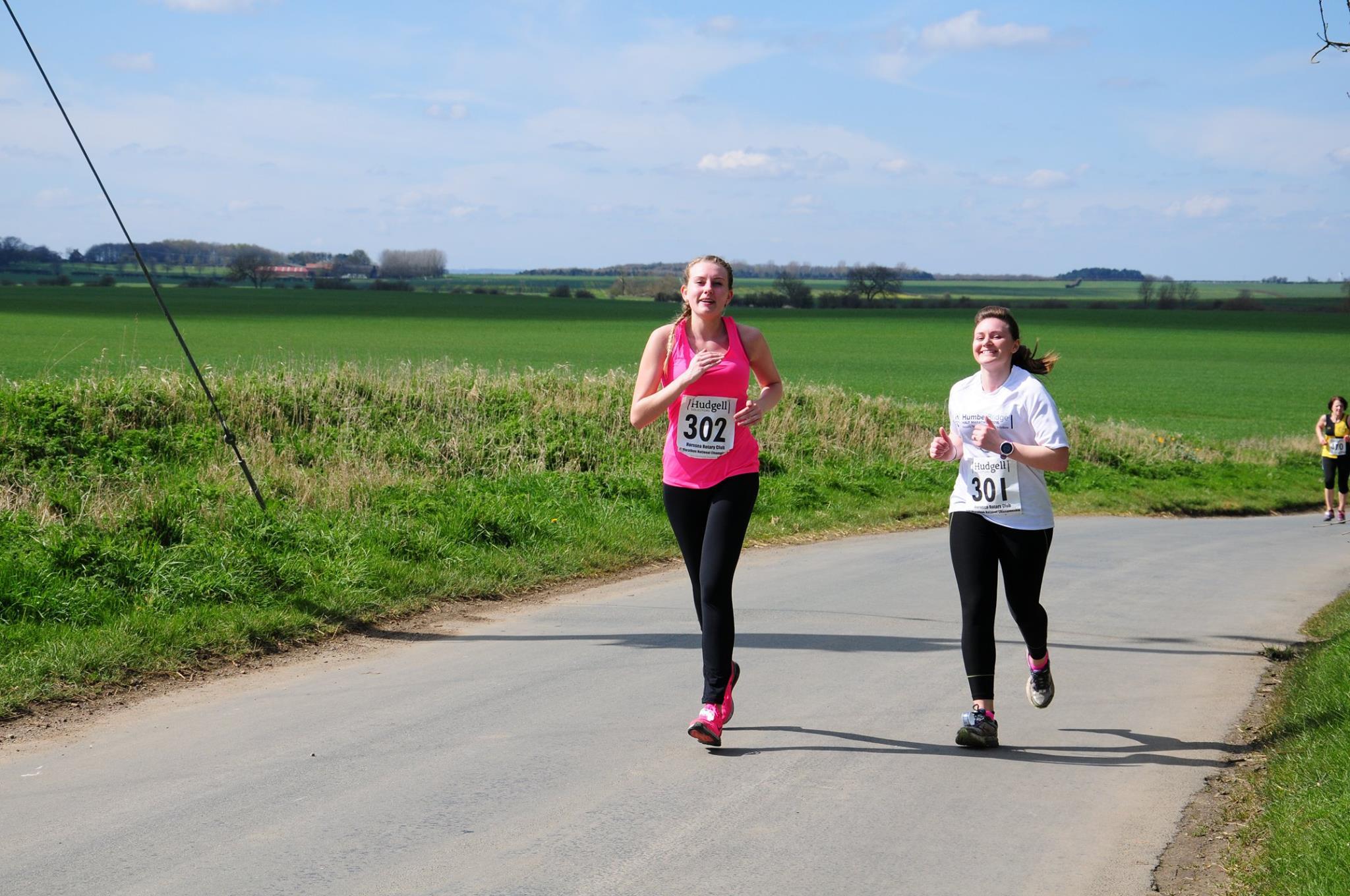 Kelsey - running