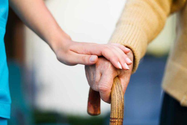 elderly person in care | Elderly abuse soars