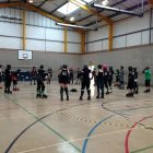Hull Angles roller dames