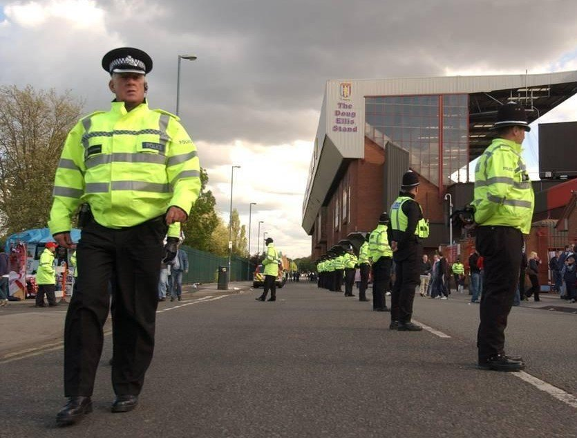 Police must focus on duty to protect at football and sports events and not cross the line over crowd control