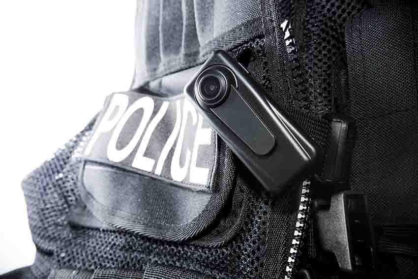 Body cameras must not be used selectively by frontline police officers as there needs to be consistency in their use to gather evidence