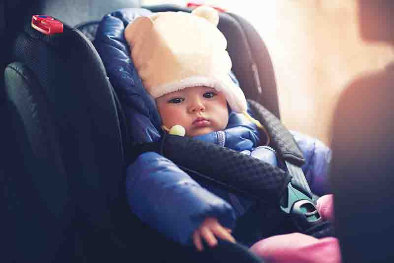 Are you one of the many parents making this common mistake with car seats this winter, which puts babies and toddlers at extra risk?