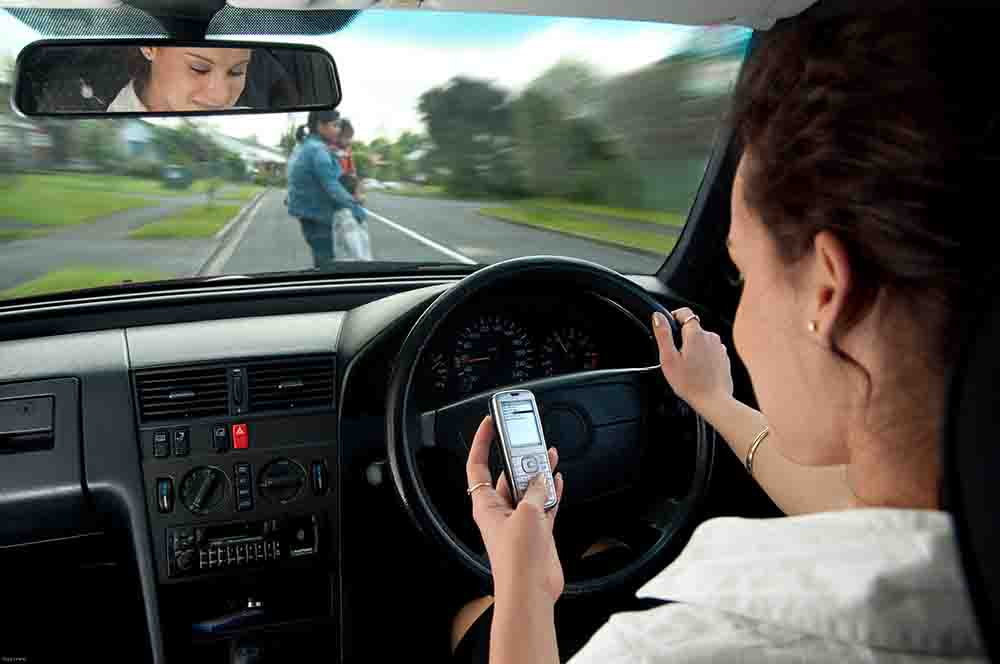 Tougher sentences now a must as mobile phone use by drivers reaches 'epidemic proportions'