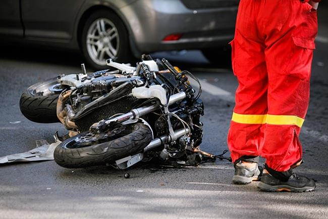 £7.5m damages for father who suffered serious brain injury in motorcycle accident