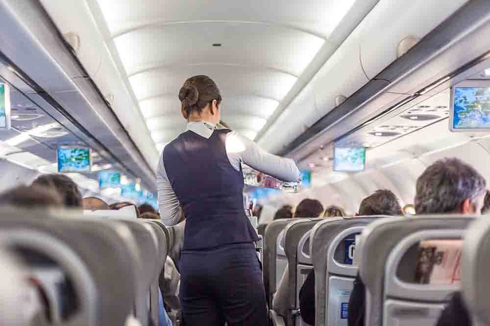 What are your rights if you suffer in-flight injuries on an aeroplane?
