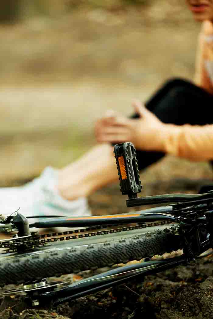 What to do if you are in a cycling accident