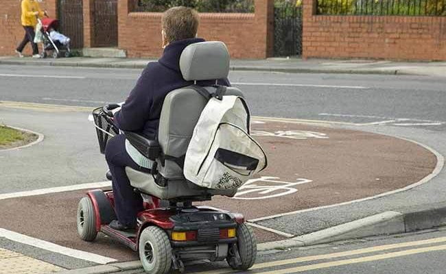 Mobility Scooters and Powered Wheelchairs  -  is it time for a change in Legislation?