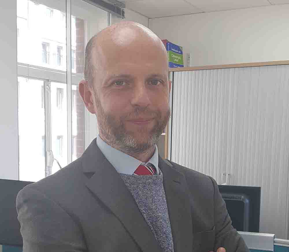 Experienced actions against police lawyer Andrew Frederick joins growing London team