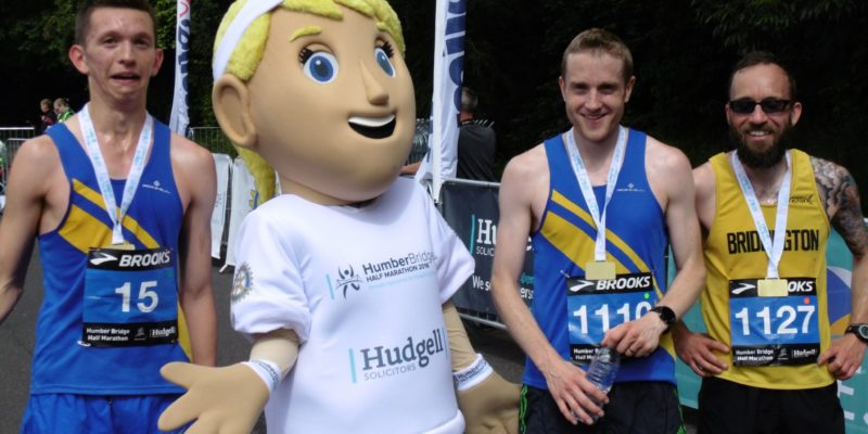 Well done to all involved for making the Humber Bridge Half Marathon a huge success