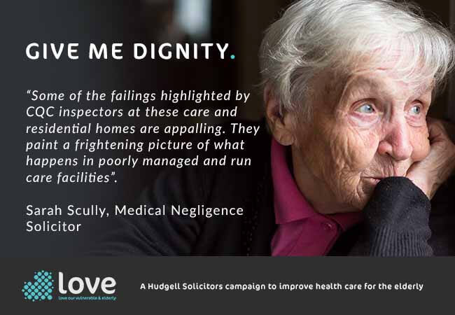 Failing in every aspect of care for the elderly and vulnerable: Inspections reveal worst performing care homes