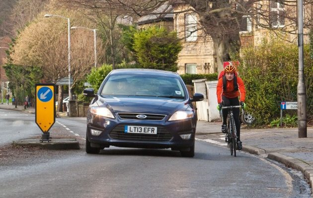 Should motorists face fines for driving too close to cyclists?