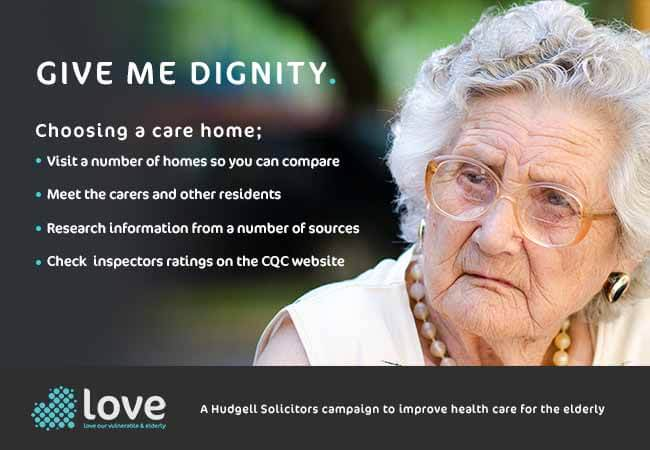 Why families choosing care homes for loved ones must check inspection reports from the Care Quality Commission