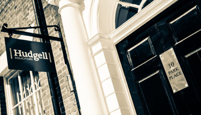 Hudgell Solicitors moves into new Leeds premises in heart of legal district
