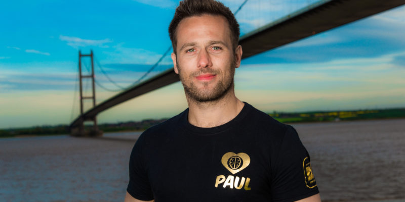 Paul For Brain Recovery – from an idea to making a real difference in 12 months