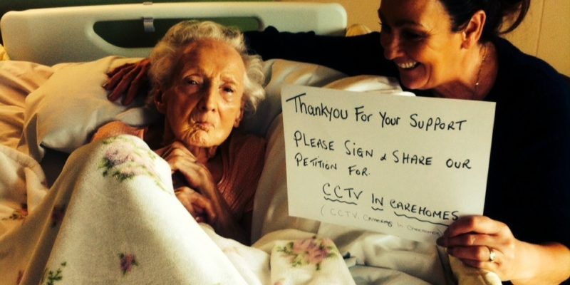 Family of Freda Jobson thank public for support after thousands back campaign for CCTV in UK care homes