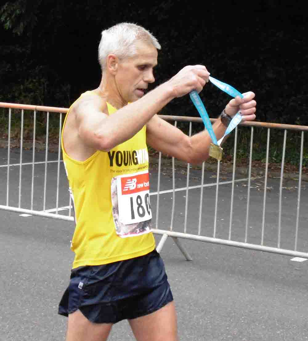 Boxing coach Gordon sets sights on New York Marathon after claiming place with impressive Humber Bridge Half run