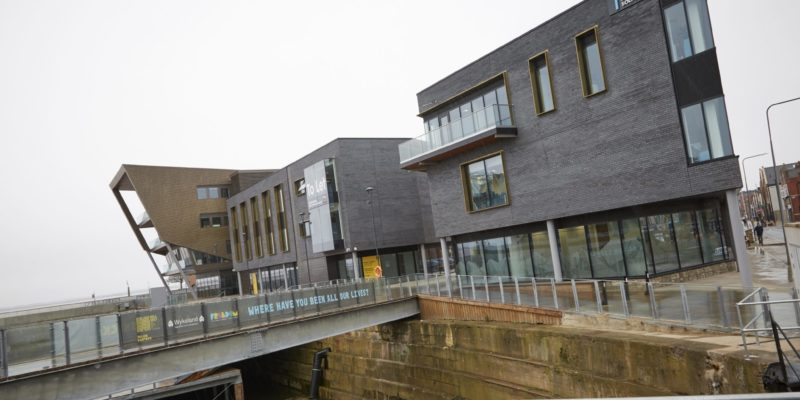 Hudgell Solicitors' move onto £15m @TheDock development underlines commitment to Hull