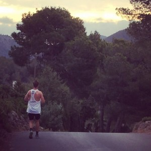 Paul Spence Ibiza Challenge (Day 2) : It's so tough, but it's made me reflect on my brain injury recovery