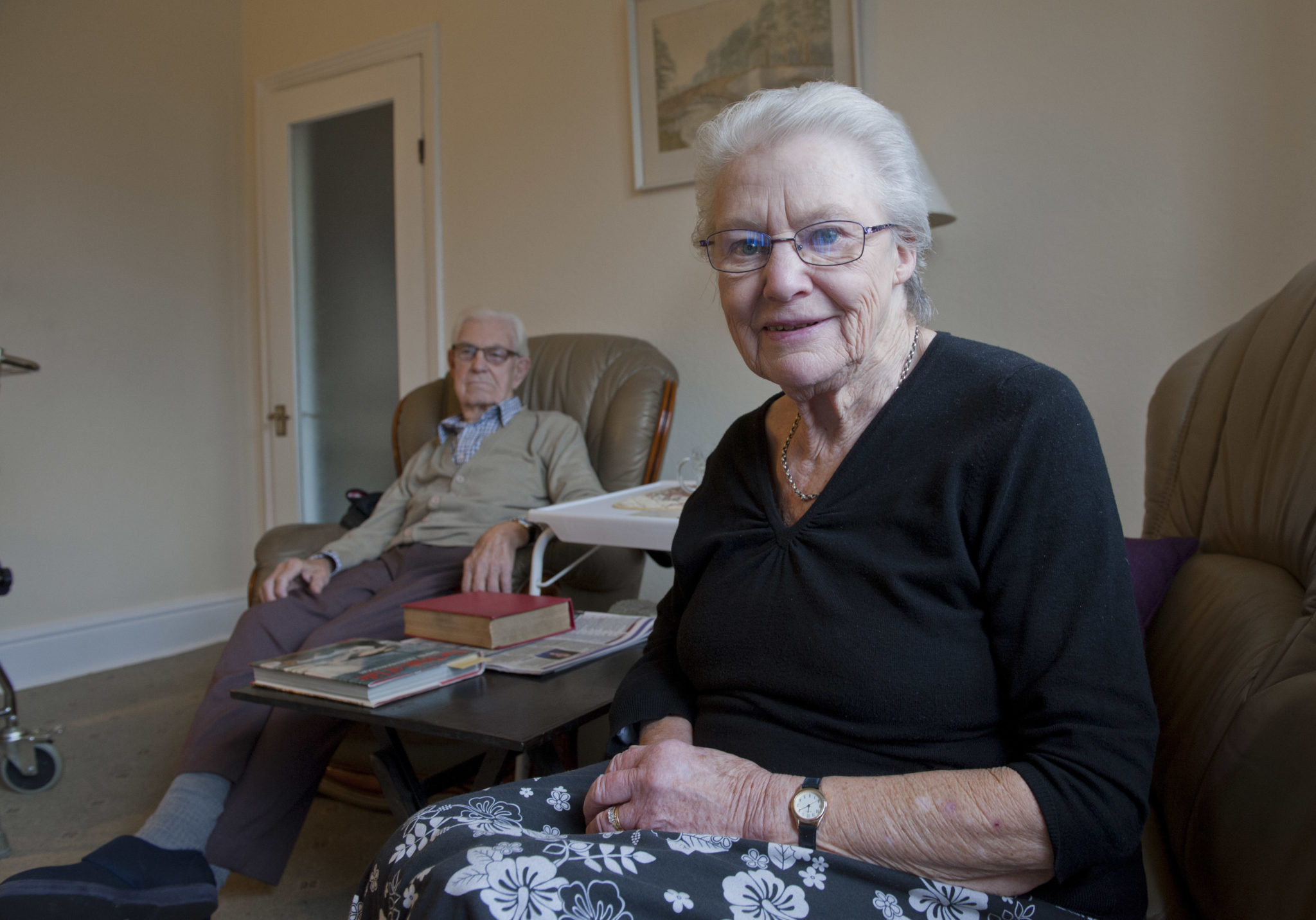 Pensioner compensated after Sainsbury's fall left her struggling to care for husband