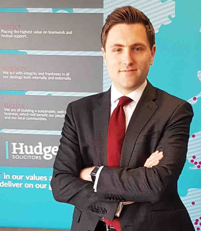 In house expertise the focus for Hudgell Solicitors as leading costs specialist Jeremy Smith appointed