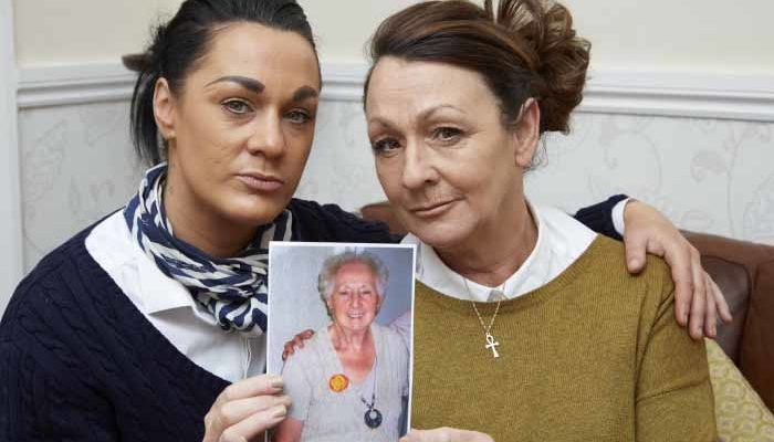 People need to see how badly my mum suffered and must sign the petition for CCTV in care homes