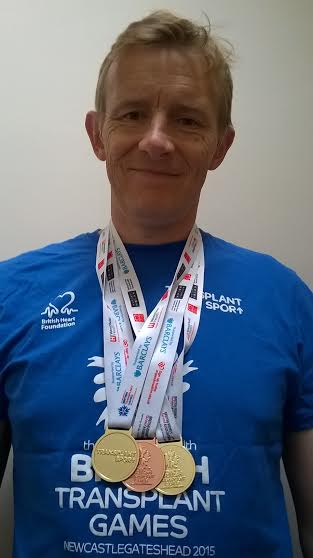 Trust helps kidney transplant patient go for gold in Argentina