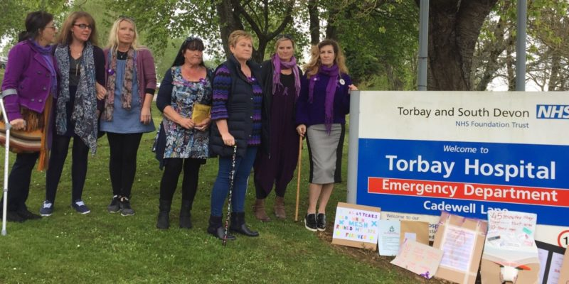 Campaigners demand Health Trust launches 'immediate investigation' into impact of mesh implants on women's health