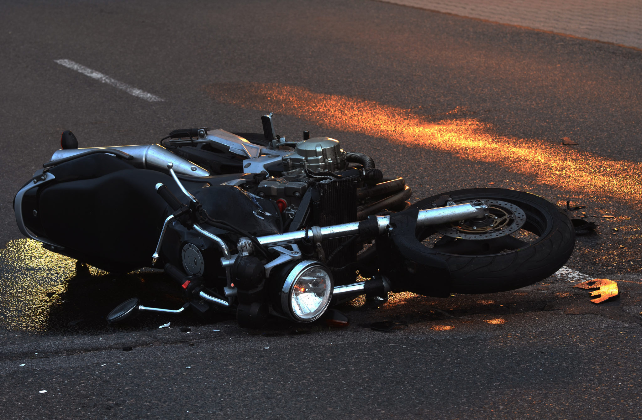 Legal battle finally proves fault of car driver in accident and results in £520,000 compensation for motorcyclist left with brain injury
