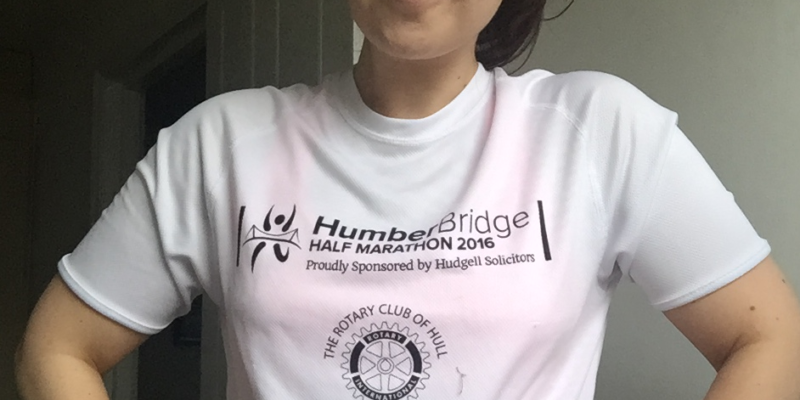 Humber Bridge Half Marathon: The Runner's Blog – No 2