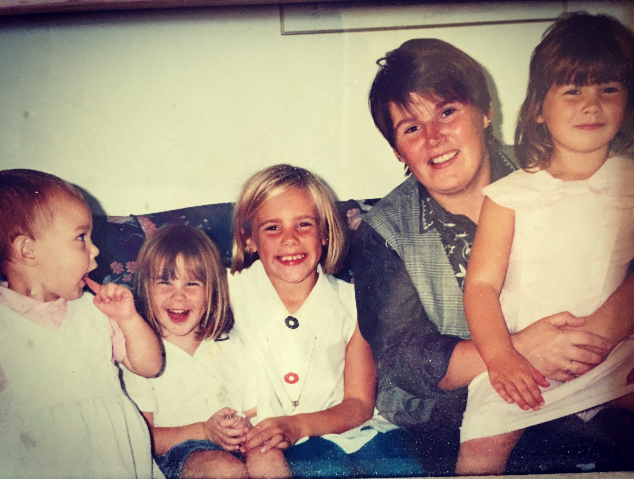 Nicola and family