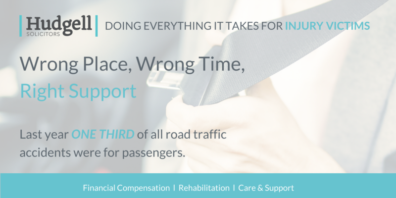 I was injured as a passenger… what are my compensation rights?