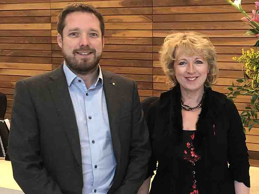 North West growth the target for 2019 as Hudgell Solicitors moves into Manchester