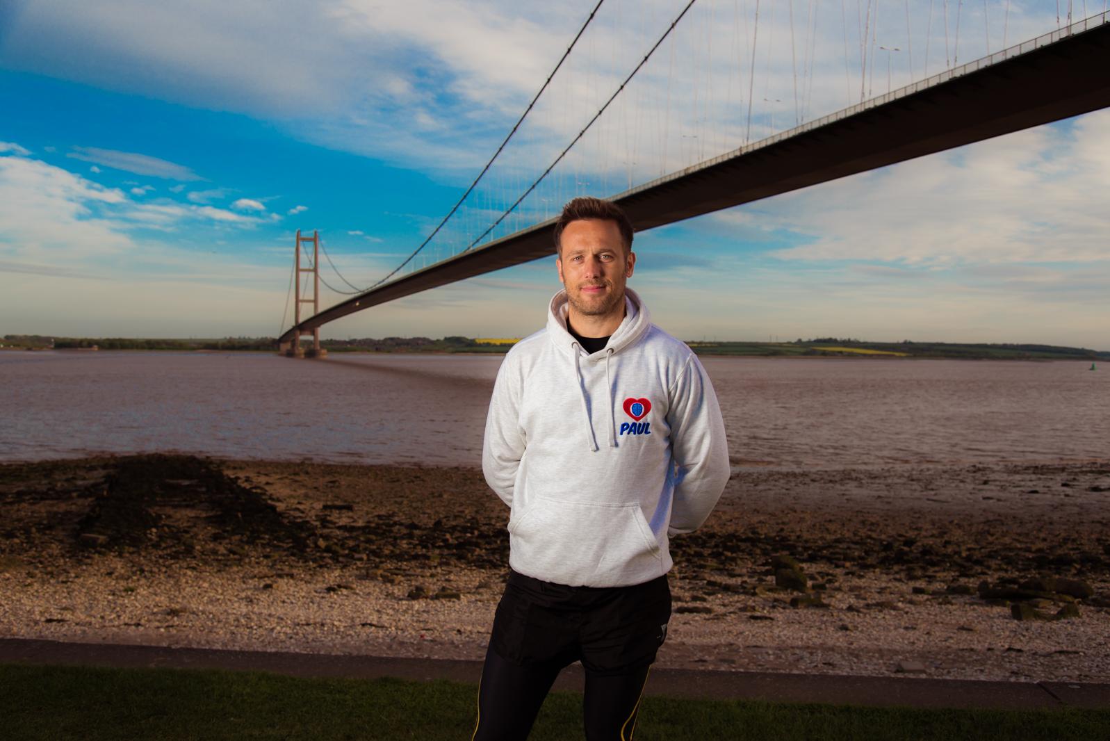Brain injury victim Paul Spence to run four marathons in four days around coast of Ibiza