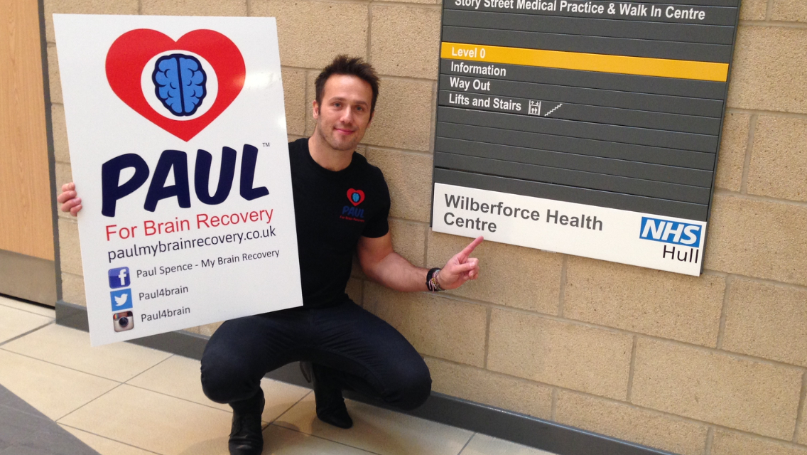 Opening of PAUL For Brain Recovery Centre marks start of a new chapter for me – and hopefully many others