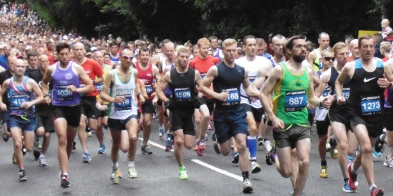 Humber Bridge Half Marathon: The Runner's blog