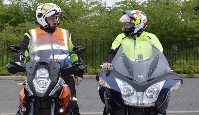 Roadbase riders | Motorbike enthusiasts raise money for air ambulance crews with charity ride