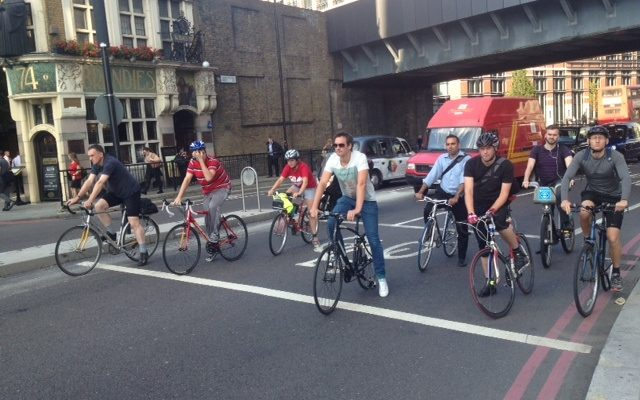 Safety of cyclists on UK roads must be addressed as statistics show accidents and injuries are on the rise