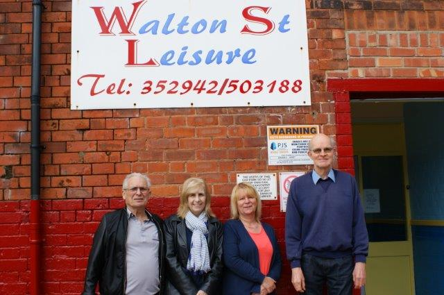 Trust grant for centre at the heart of the community