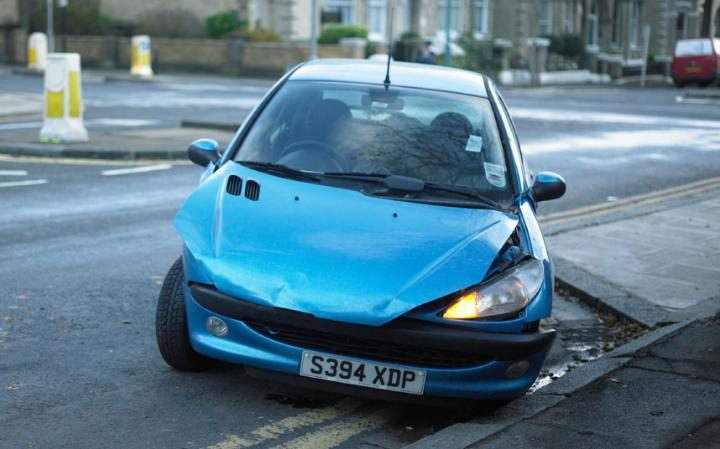 1 in 10 accidents now involve 'hit and run' drivers, so what are the options when in an accident with someone who's not insured?