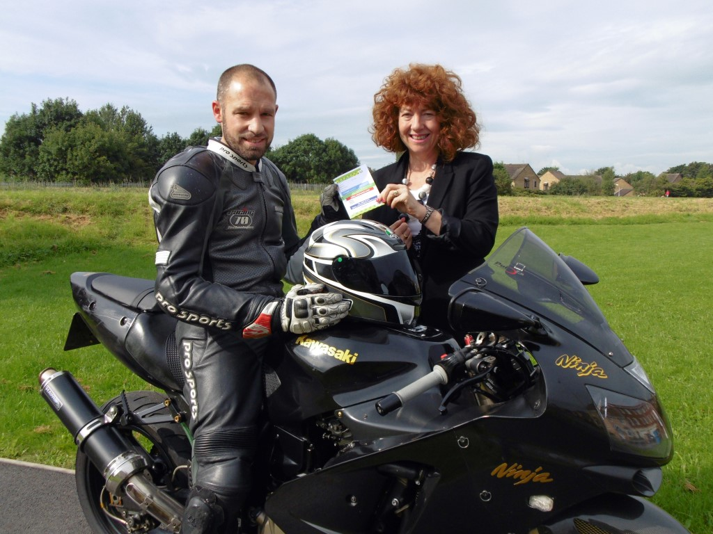 Hudgell Solicitors Funds Crash Cards to Help Injured Motorcyclists