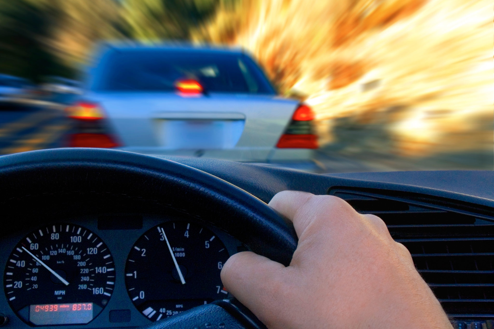 All is not lost if you're in an accident with an uninsured driver