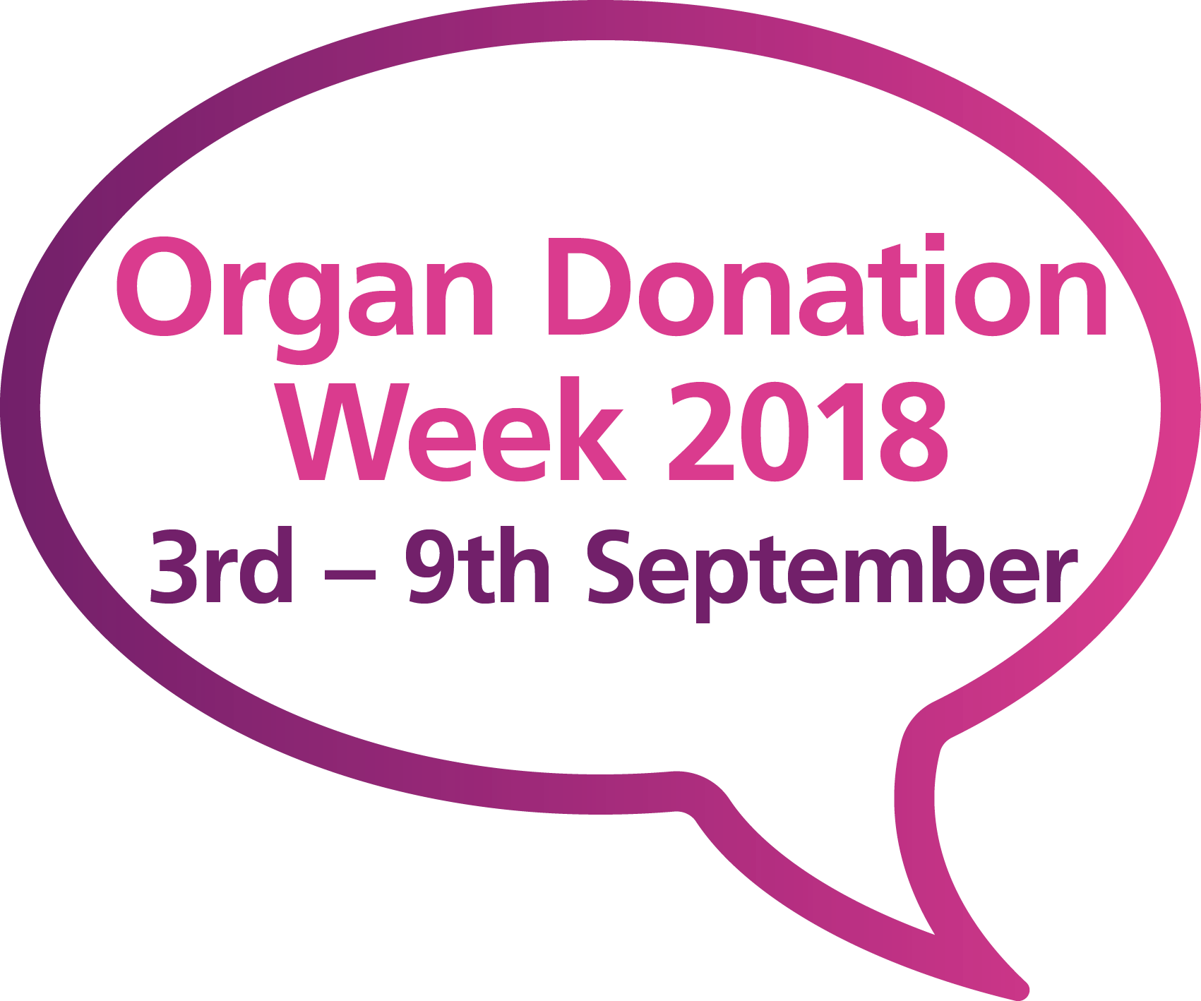 Organ Donation Week: the importance of sharing your wishes with your family