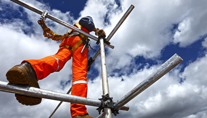 Steps for mastering the basics when working at height