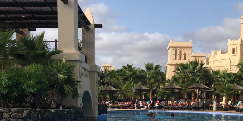 Family's £6,500 holiday 'ruined' as all were taken ill at Cape Verde's Hotel Riu Touareg