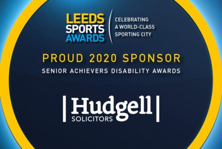 Sponsorship of disability categories at 2020 Leeds Sports Awards reflects firm's continuing dedication to 'life after injury'