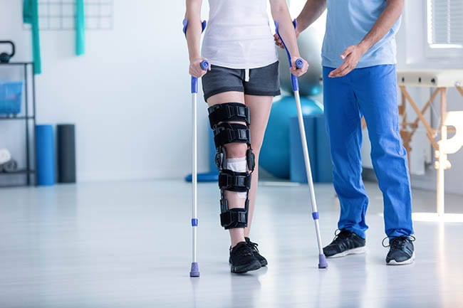Our work in 2019: Providing vital rehabilitation and financial support for the seriously injured