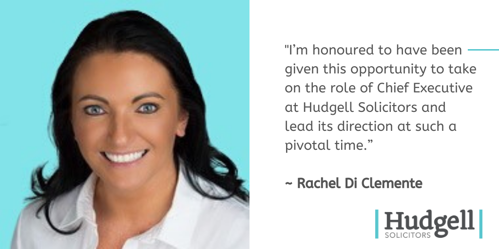 Rachel Di Clemente joins as Chief Executive as Amanda Stevens transitions to Managing Director in London and focuses on continued growth in south