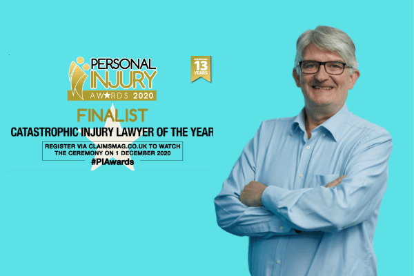 How a 35-year career helping seriously injured people rebuild their lives has brought national recognition for 'exceptional' and 'enormously empathetic' London solicitor