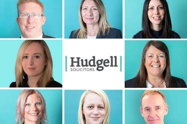 Eight legal team members who 'live and breathe' firm's values promoted to new 'Associate' roles