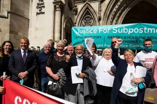 POST OFFICE SCANDAL: Subpostmasters speak of 'immense relief', 'happiness' and 'anger' as longstanding convictions finally quashed at Court of Appeal